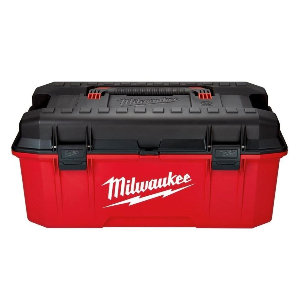 Milwaukee 26-inch Job-site Tool Box0