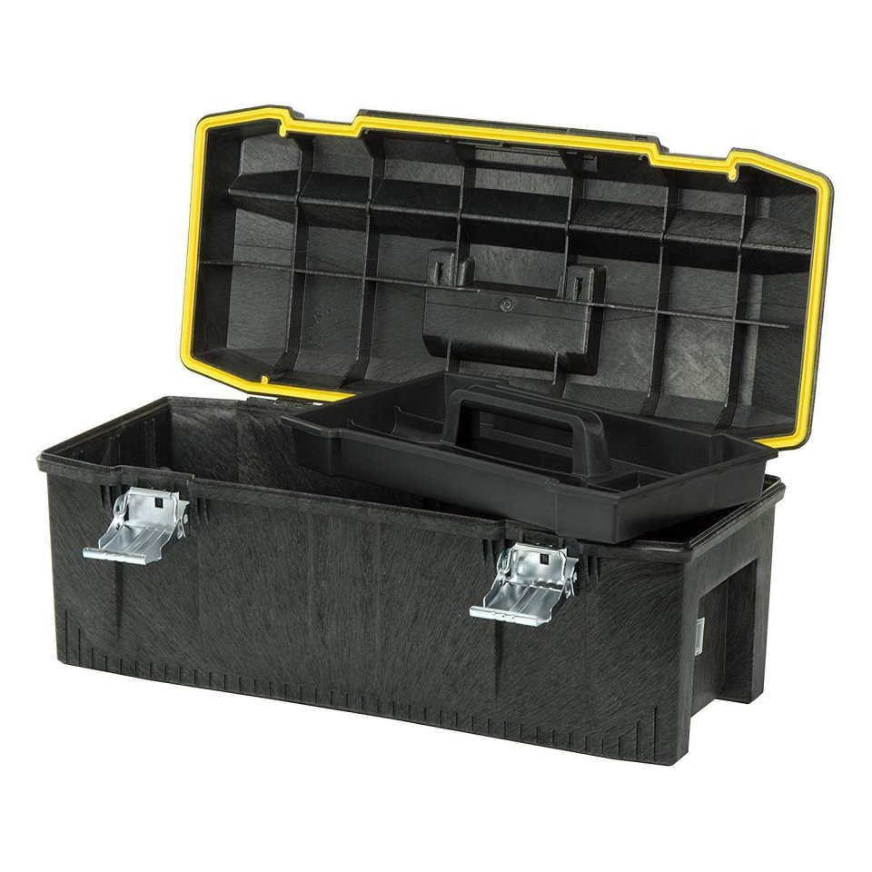 Stanley 028001L 28-Inch Structural Foam Toolbox1