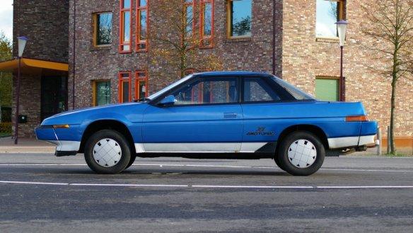 Subaru XT left side