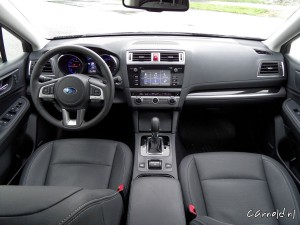 Subaru Outback 2.5 Lineartronic 12
