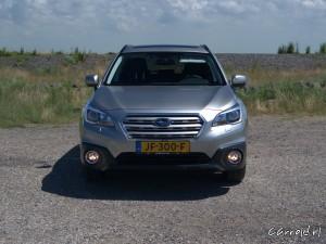 Subaru Outback 2.5 Lineartronic 2