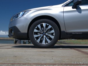 Subaru Outback 2.5 Lineartronic 4