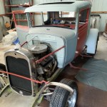 1930 Ford Coupe Hotrod For Sale