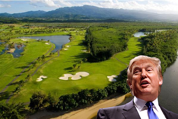 trump-international-golf-club-in-puerto-rico-and-donald-trump