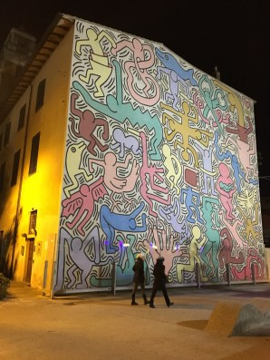 L'oeuvre de Keith Haring