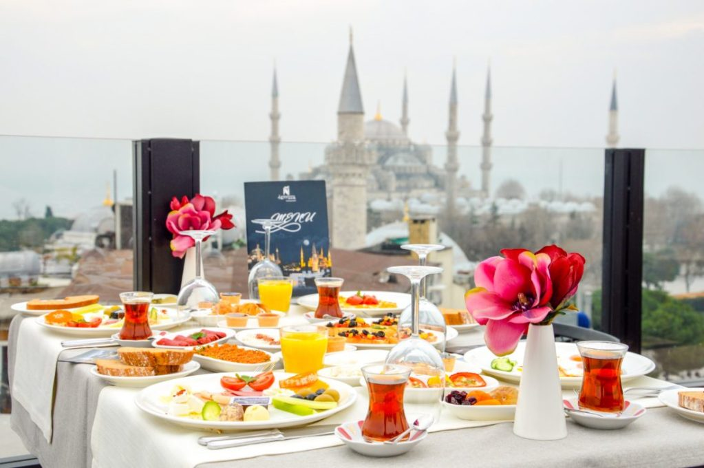 Séjourner au SURA Hagia Sophia