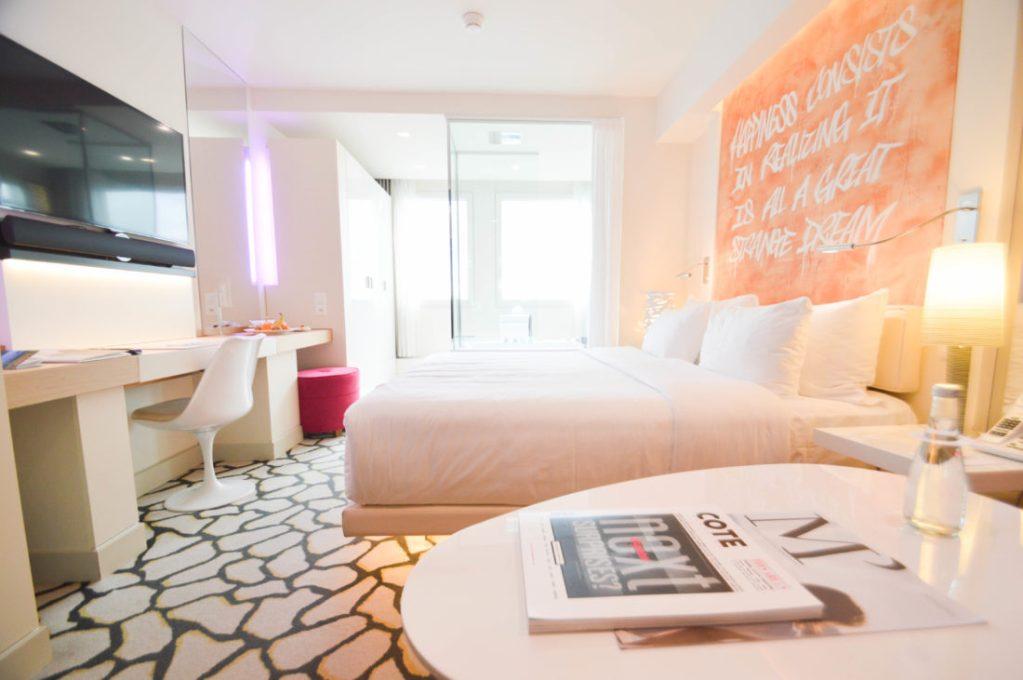 Un week-end design à Genève dans l'Hôtel N'vY