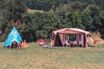 Caro 11 ans et demi camping a la ferme - Jura