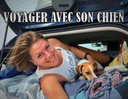 Voyager ave son chien