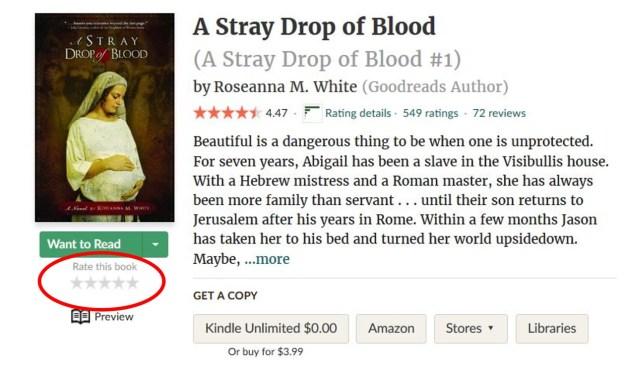 Roseanna Stray Drop Goodreads