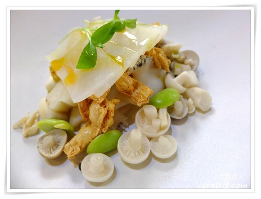 le plein,午間套餐,台中法式料理,台中美食,台中食記,法式料理,滿堂,無菜單料理