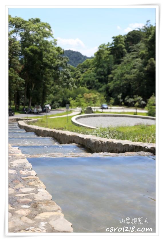 [埔里]能高親水公園&能高瀑布~埔里另一個風景優美的玩水去處