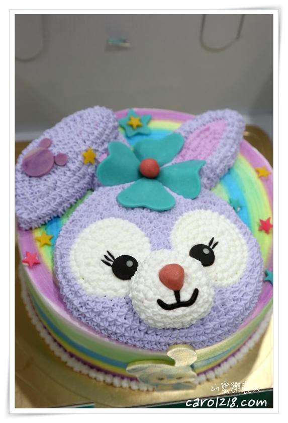 Stella Lou蛋糕,stella Lou,台中生日蛋糕,台中造型蛋糕,史黛拉兔,史黛拉蛋糕,大里生日蛋糕,大里造型蛋糕,生日蛋糕,菲麗淇塔甜點工作室