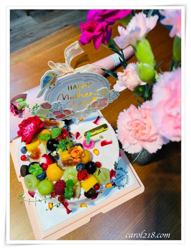 FIMI後山小廚房,台中母親節蛋糕,台中甜點,台中生日蛋糕,台中蛋糕,母親節蛋糕,烏日甜點,生日蛋糕