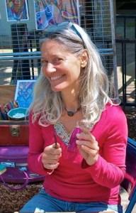 Carola Marashi M.A.  Author, Intuitive Counselor, Artist