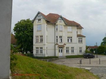 Am Kloster in Bergen (c) Carola Peters
