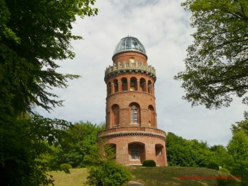 Ernst-Moritz-Arndt-Turm auf dem Rugard (c) Carola Peters