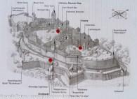 Festungsplan (c)Carola Peters