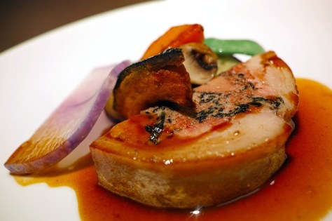 pork with sauce