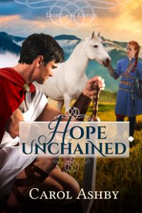 Hope Unchained Carol Ashby cover