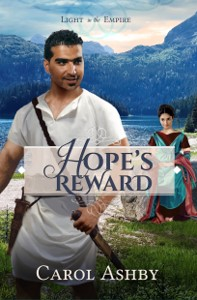 Hope's Reward Carol Ashby cover