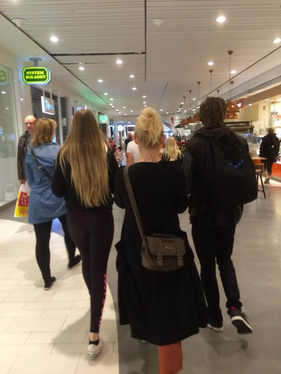 tvillingar plus syster