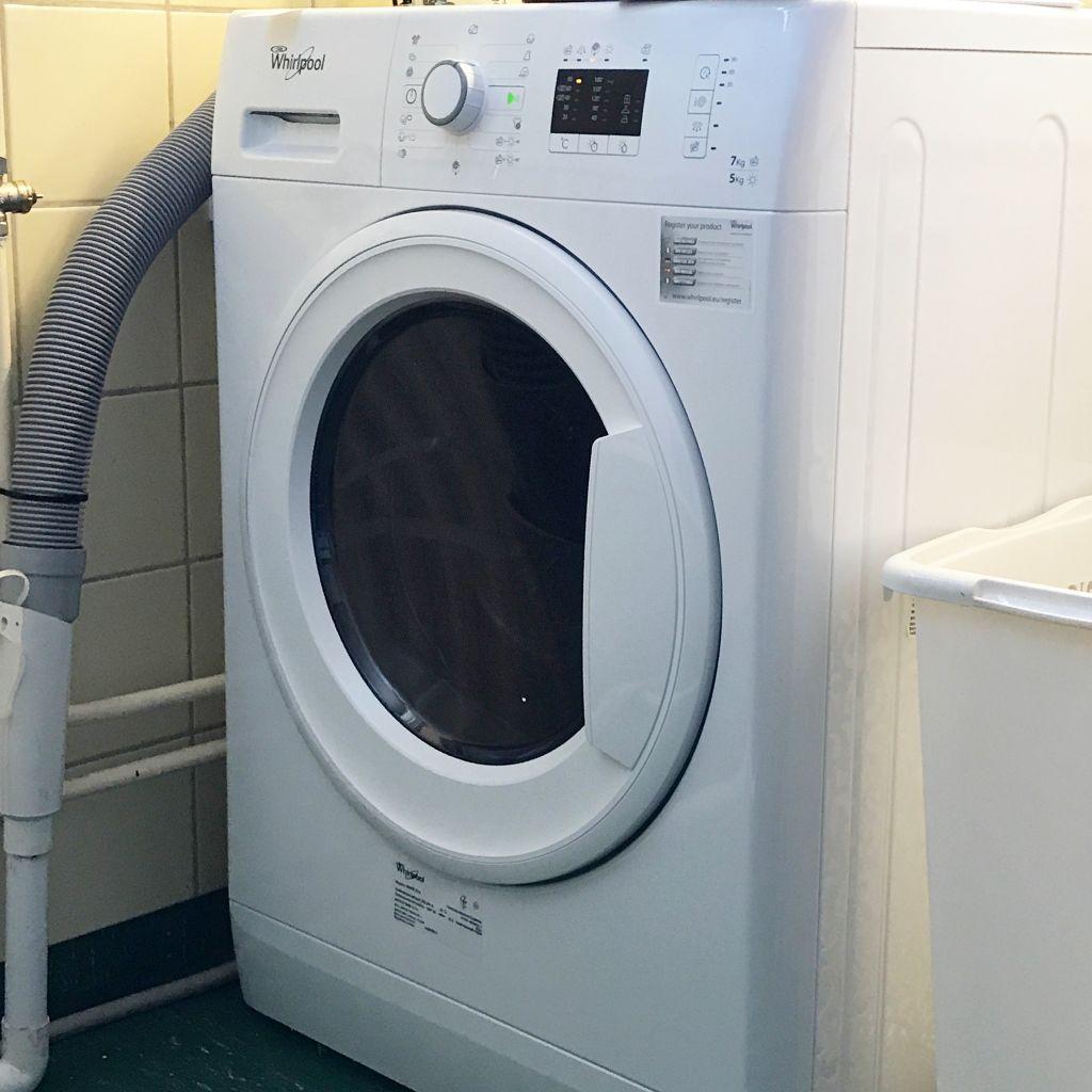tvätt tumlare