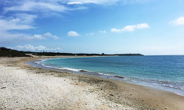 澎湖天堂路沙灘