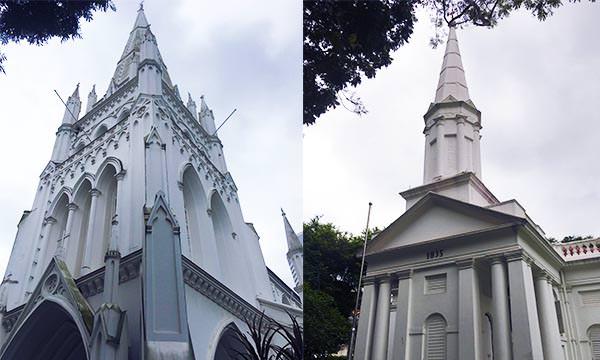 新加坡教堂