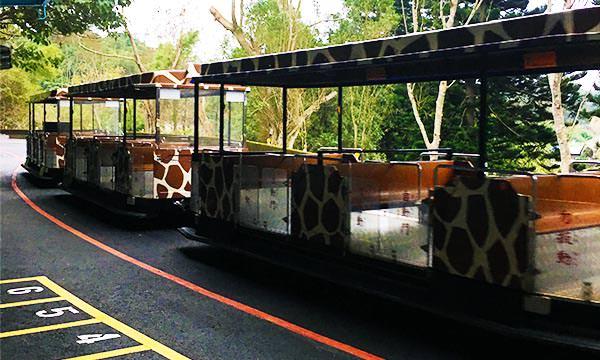 木柵動物園遊園列車