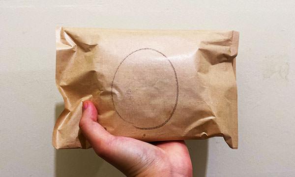 吉士蛋三明治包裝
