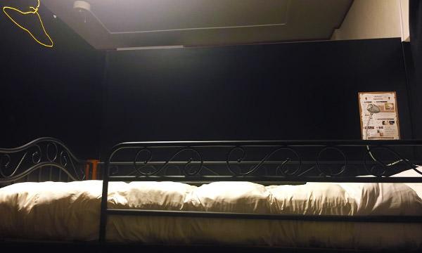 海風民宿床鋪