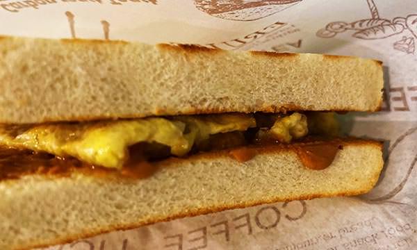 花生蛋三明治