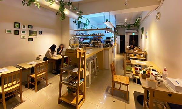 TiJo Kitchen座位區