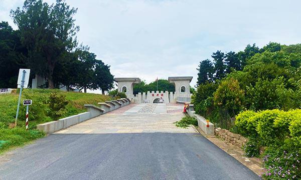 湖井頭戰史館