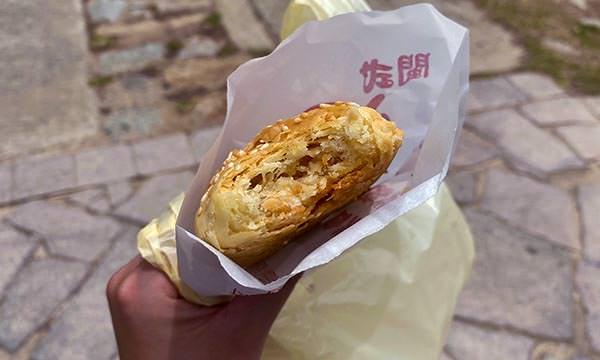 甜的閩式燒餅