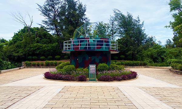 古寧頭戰史館空降堡