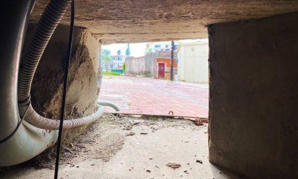瓊林戰鬥坑道射擊口