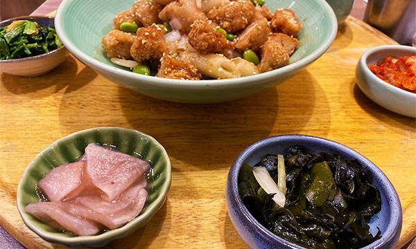 韓姜熙的小廚房小菜
