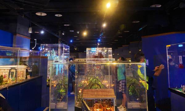 袖珍博物館 參觀
