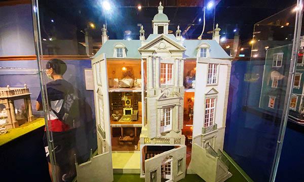 袖珍博物館 法國名邸