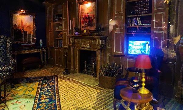 袖珍博物館 最小的電視