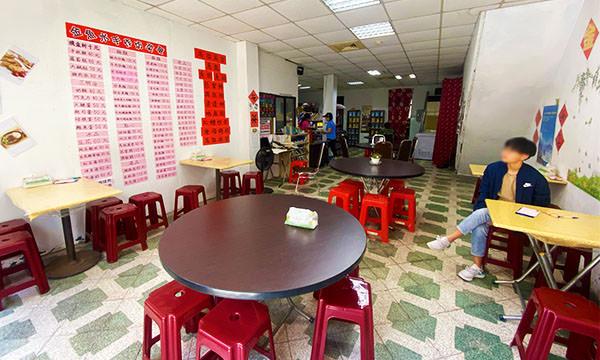 金魚水手作坊用餐區