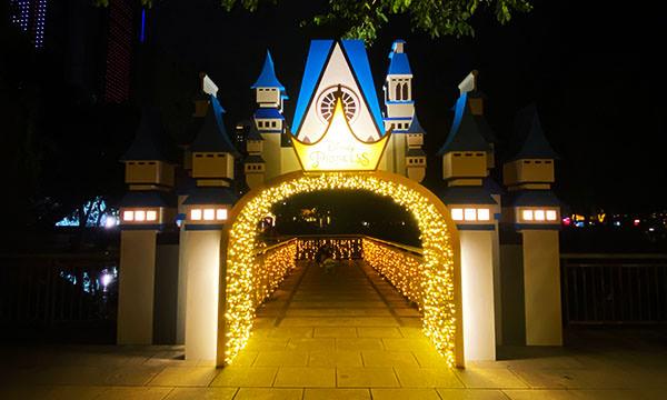 新北耶誕城 童話城堡