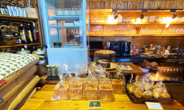 芹沃咖啡烘焙館 麵包和甜點