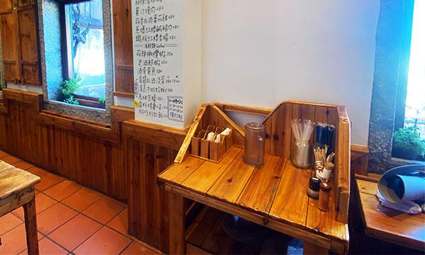 芹沃咖啡烘焙館自助區