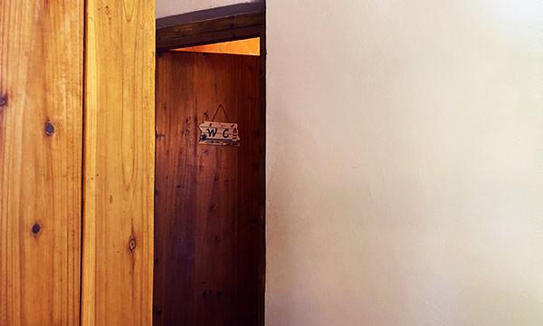 芹沃咖啡烘焙館 廁所