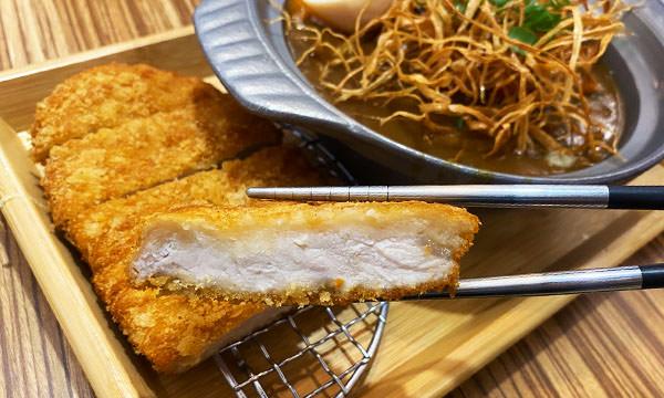 【永和美食】鐵男家|平價咖哩、烏龍麵、拉麵