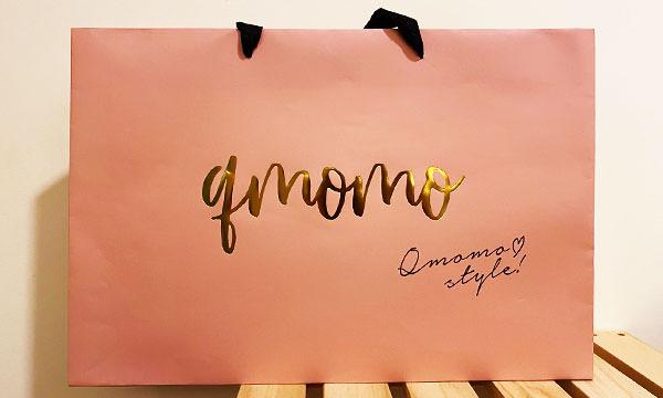 Qmomo紙袋