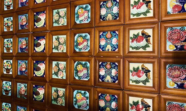 花磚博物館 水果花磚